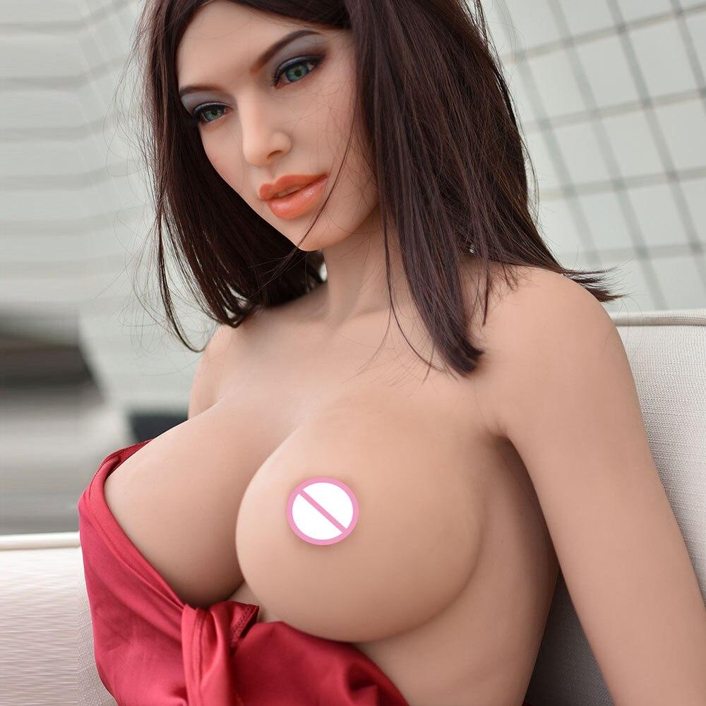 Big Breasts New Handmade 165cm Real Sex Dolls Lifelike 160cm Love Dolls 150cm For Men Anal Vagina Pussy Oral Realistic Doll