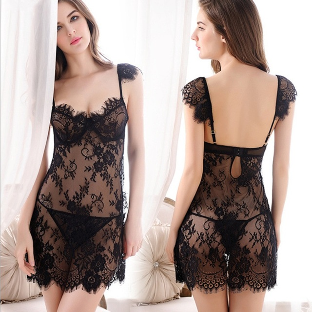 Sexy bedroom dress
