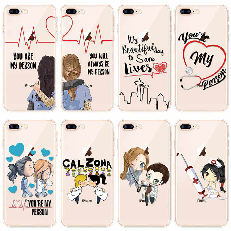 cover gray's anatomy iphone 6