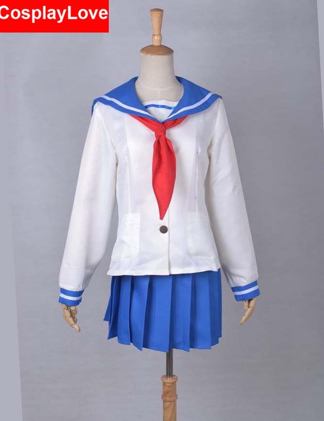 Inari Konkon Koi Iroha Inari Fushimi Cosplay Kostum Custom-Made Panah  Jumpsuit Untuk Natal Halloween Party CosplayLove ea0c4114a4