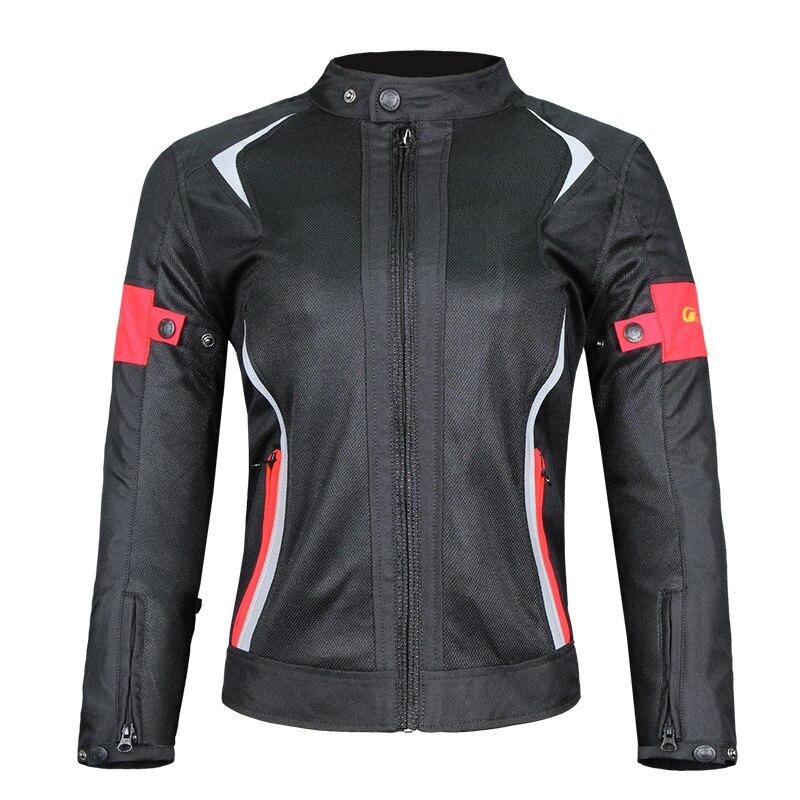 Équitation Tribu femmes Équipement De Protection Moto Veste & Pantalon Moto Veste de Costume Maille Imperméable Randonnée Moto Ensemble De Vêtements