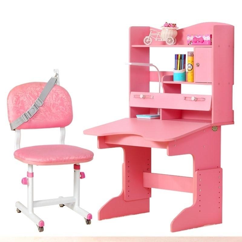 Bambini Estudo Estudiar Cocuk Masasi Estudio Cuadros Infantiles Furniture Wooden Desk Escritorio Mesa Enfant Study Kids Table цены