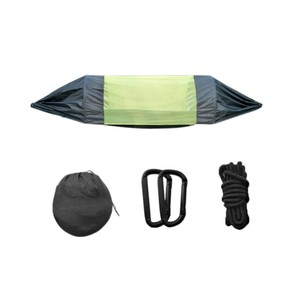 Image 5 - 275*145 Cm High Quality 2 Person  Camping  Mosquito Net Parachute Hammock  Hot Waterproof  Outdoor Home Swing Hammock