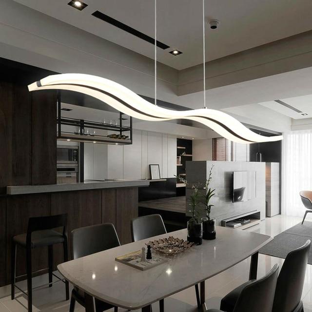 Moderno colgante lámparas para comedor sala de estar restaurante ...