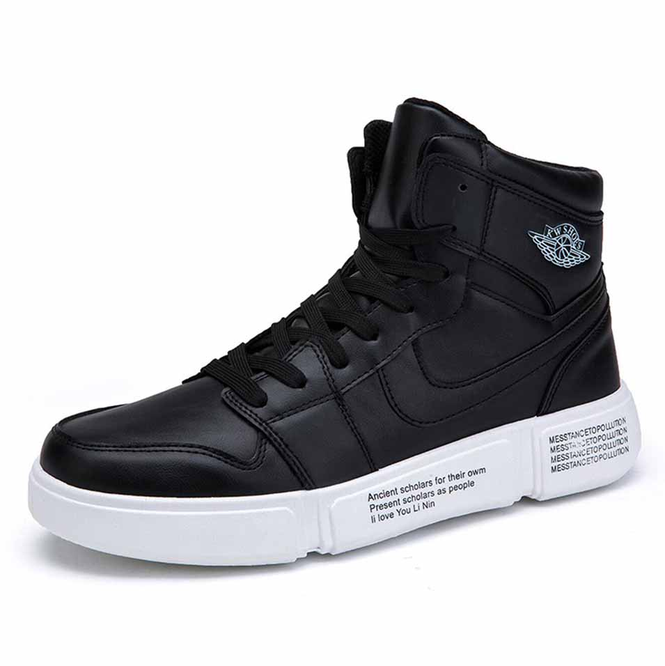 Detail Feedback Questions about Men s High Quality Vulcanize Shoes ... 80832660e