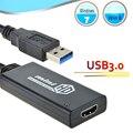 Usb 3.0 para hdmi hd 1080 p de vídeo cabo adaptador conversor para pc notebook laptop hdtv tv
