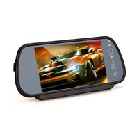 7 inch LCD Car Rearview Mirror 12V DC