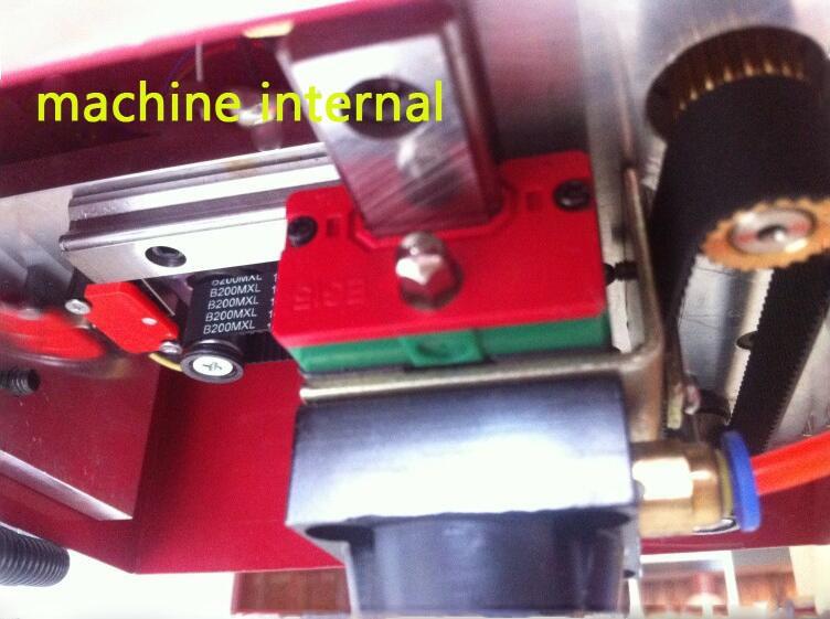 Pneumatikus jelölőgép hordozható adattábla kódoló gépjármű - Elektromos kéziszerszámok - Fénykép 4