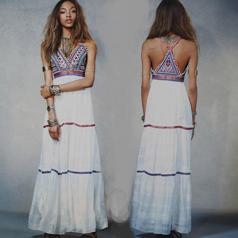 Maxi kleider hippie