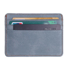 Fashion Women Lichee Pattern Bank Card Package Coin Bag Card Holder Travel Leather Men Wallets Women Credit Card Holder Cover(China)