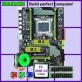 HUANANZHI X79 Pro scheda madre con dual M.2 slot sconto scheda madre CPU Xeon E5 2690 2.9 GHz 6 tubi di raffreddamento RAM 32G (2*16G) RECC