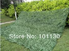 3x5M Decoration Net Woodland Camo Netting Camping Photographie Jungle Green Camouflage Car Drop Cloths