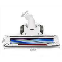 Replacement Vacuum Cleaner Turbo Brush Inner Diameter 32mm Universal Type Deep Clean Vacuum Cleaning