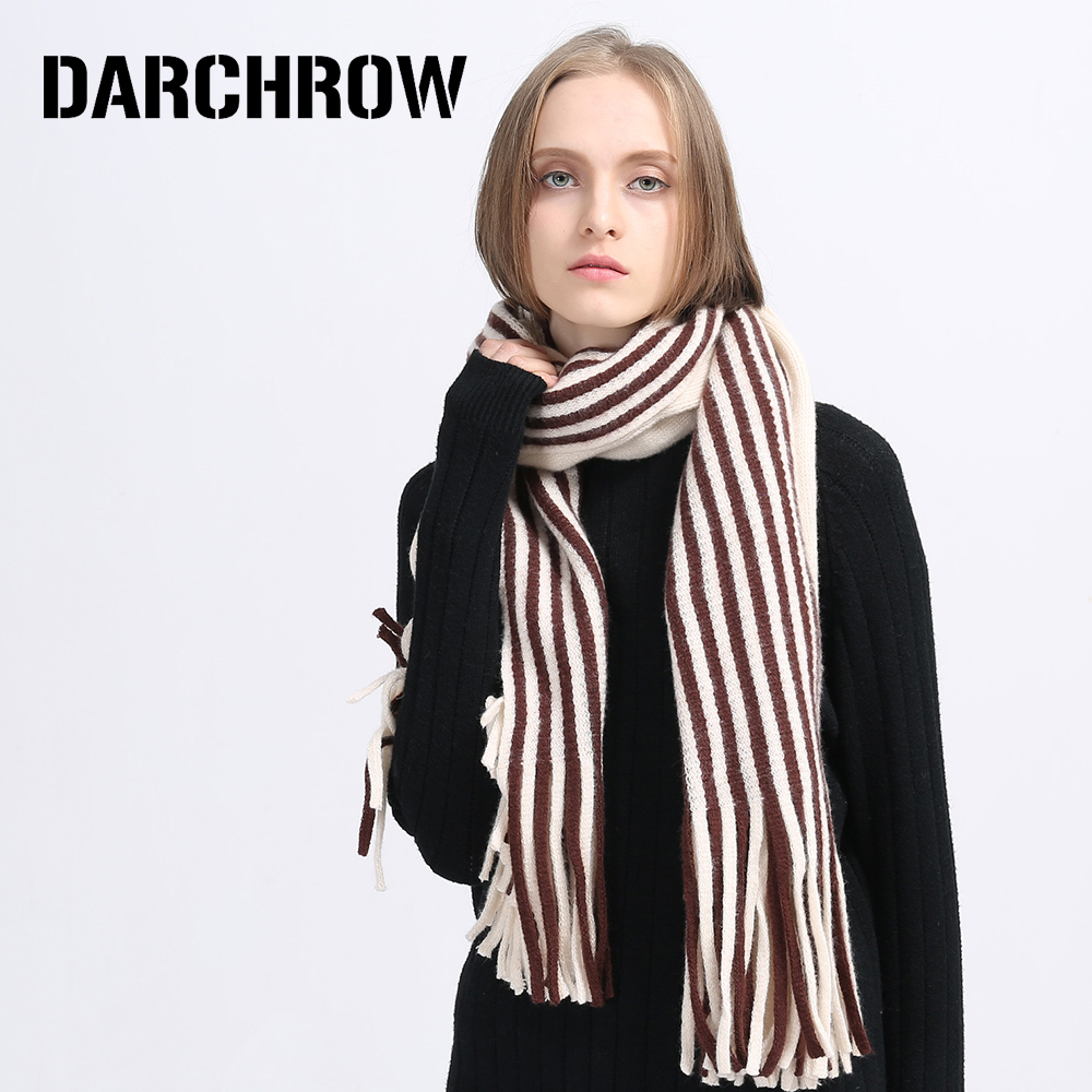 Cow Head Adults Winter Warm Scarf Fashion Scarves Shawl Gift