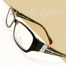 Preto Retangular Nerd Acetato armação Completa Prescrição Óptica ÓCULOS  FRAMES Homens Óculos Mulheres Óculos RX Espetáculo 2e7f3d9ce9