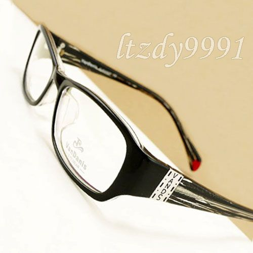 086e522f40 Negro acetato completa de la prescripción óptica rectangular nerd ojo Gafas  marcos hombres mujeres Gafas RX spectacle dx10046 gafas