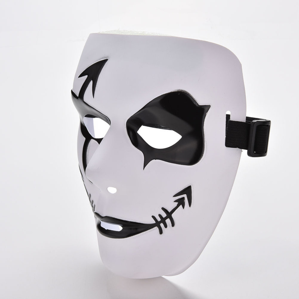 party mask fancy cool creepy ghost costume theater masks hip hop