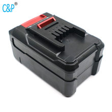 C&P EIN 18C2 3.0Ah 4.0Ah 5.0Ah 6.0ah Li-ion PXBP-600 PXBP-300 PXBAT52 PX-BAT52 rechargeable power tool battery 18V