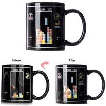 Tetris Game Magic Coffee Mug for Gamers