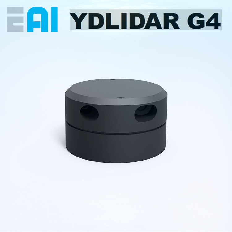 EAI YDLIDAR G4  Lidar Laser  lidar ranging sensor module positioning navigation path planning obstacle avoidance 16 meters-in Home Automation Kits from Consumer Electronics    1