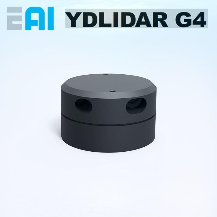 EAI YDLIDAR G4 láser Lidar lidar de módulo de sensor de posicionamiento de navegación camino de planificación para evitar obstáculos 16 metros