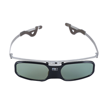 BOBLOV RX-30S 96-144HZ Rechargeable 3D Active Shutter Glasses For Pana