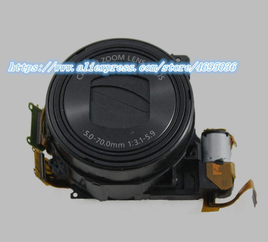 Original Zoom Lens Unit Assembly Replacement For Canon For Powershot SX230 HS PC1587