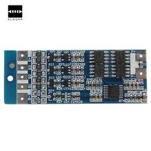 Venta caliente 12.6 V 8A W/Equilibrio de Litio Li-ion 18650 Batería BMS la Junta de Protección PCB 51mm X 21mm X 1mm Eléctrica Útil equipo