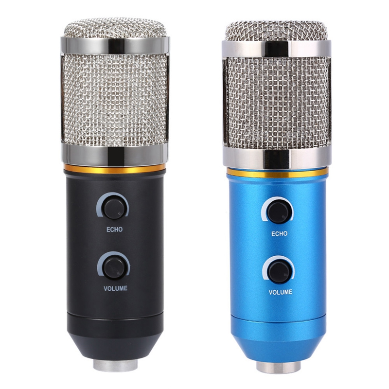 HANGRUI MK-F200TL Condenser Microphone professional Meeting Recorder Wired studio microphone for computer Karaoke Recording