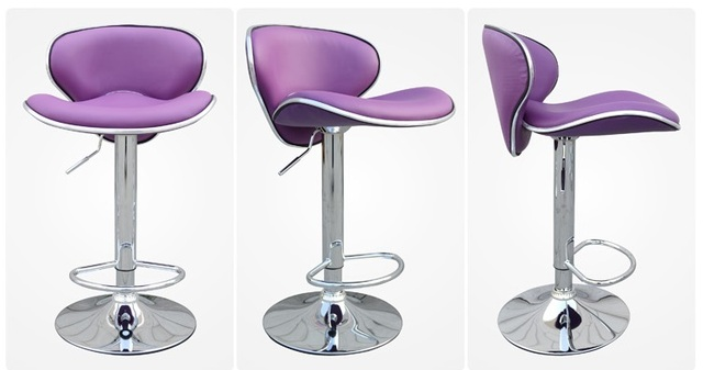 Salle Manger Chaise Restaurant Violet Couleur Tabouret Bar Caf Maison Prsident De Dtail En Gros