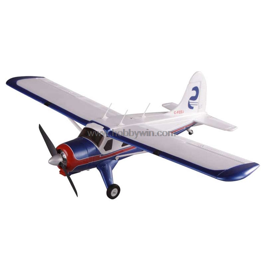 DHC-2 Beaver EPS 680mm PNP without Battery & Radio RC scale model airplane радиоуправляемые самолеты volantexrc tw758 2 texan at 6 pnp tw758 2 pnp