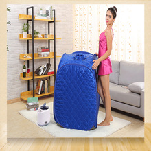 Steam Sauna Room STEAM BATH Steamer Pot Slimming Therapy Household Box  Cabin Home SPA Weight loss