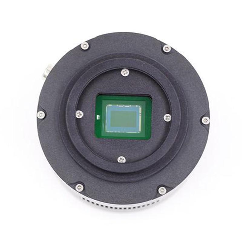 QHY 174 M-caméra d'astronomie CMOS MONOCHROME refroidie par GPS