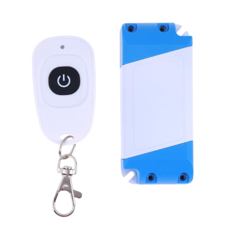 315/433 Mhz Universal Wireless Remote Control Switch DC15-20V/ AC85-250V 1CH Relay Receiver Module and RF Transmitter ac 250v 20a normal close 60c temperature control switch bimetal thermostat