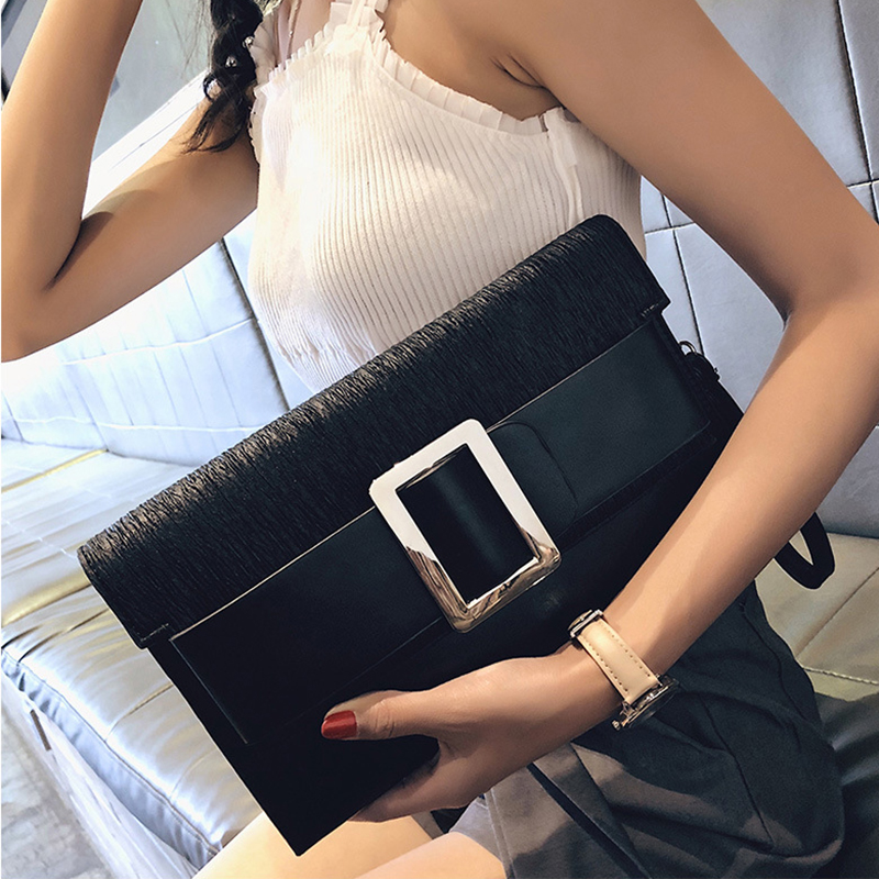 Envelope Bag Women Evening Bags Clutches For Women Luxury Handbags Ladies Party Purse Crossbody Bags Fashion Leather Clutch Bag