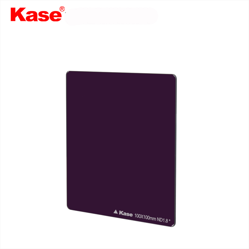 Kase 100x100mm square filter ND64 1 8 ND1000 3 0 Neutral Density Filters