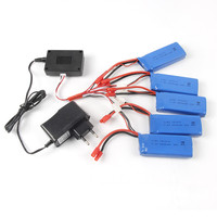 CHAMSGEND For Sima X8 Series 2500 MAh 1 Charge 5 Battery RC Quadcopter Helicopter Fix flysky transmitter