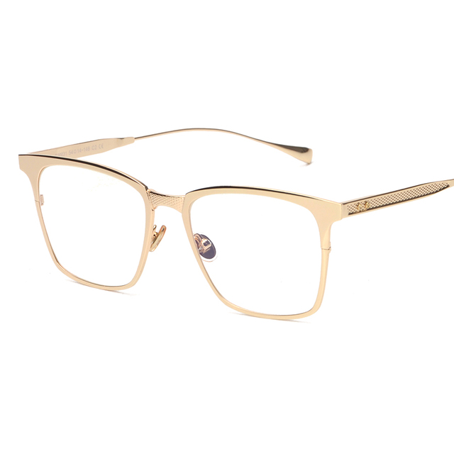 6742a3f604902 Mimiyou Quadrado delicado Óculos Ópticos Retro Mulheres Homens óculos de  Leitura Óculos de Armação Miopia Óculos