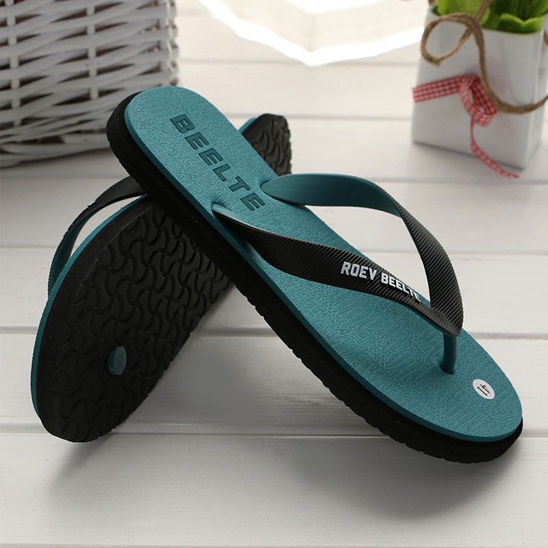 Beautiful Puza Men Flip Flops Beach Flat Sandals Designer Slippers Summer Shoes Fashion Slides Rubber Clogs Zapatos Hombre Slippers Male Other