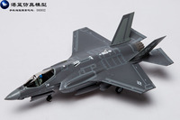 Brand New 1/72 Scale Airplane Model Toys USAF F 35A F35 Lightning II Joint Strike Fighter Diecast Metal Plane Model Toy For Gift