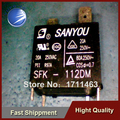 Frete Grátis 20 PCS Usado desmontar 102F 12VDC relé SFK-112DM de Três Amigos, YF0923