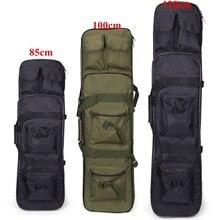 Военные Accessories85/100/120 см охотничий рюкзак страйкбол пистолет мешок квадратный армейский рюкзак черный зеленый цвет