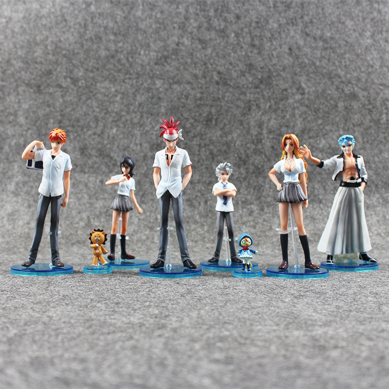 Bleach Action Figures for sale