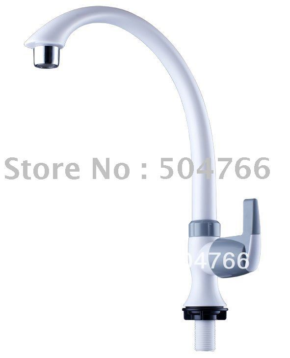 Discount Kitchen Sinks And Faucets : wholesale and retail kitchen faucets/swan sink cock/basin tap/plastic ...
