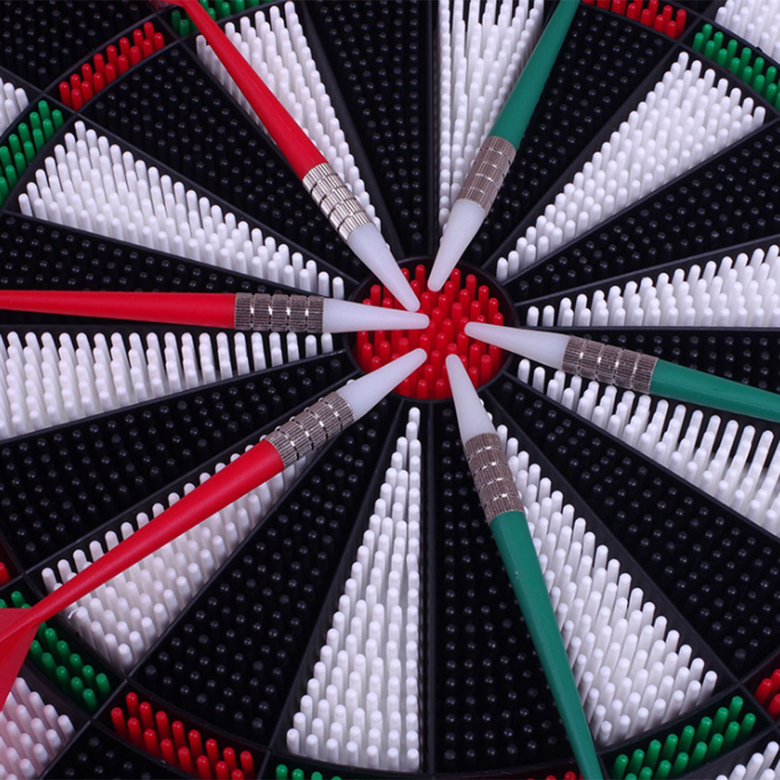 US $24 56 36% OFF Safe Polyethylene Dart Board Silent Wear resisting  Dartboard Sets Children Sports Toys English Type-in Toy Sports from Toys &