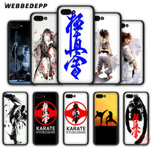 WEBBEDEPP Oyama Kyokushin Karate Soft Case for Honor 20 10 9 9X 8 Lite 8C 8X 7X 7C 7A 3GB 6A Pro View 20(China)