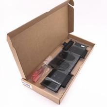 "3 PCS A1502 battery for Macbook Pro Retina 13.3"" laptop A1493 Battery ME864LL/A ME866LL/A 2013-2014 year"
