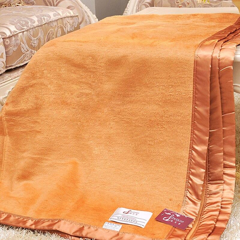Шелковое Одеяло текстурированное мягкое для дивана уютная накидка на мебель 200 см x 230 см - 4