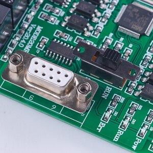 Image 5 - Plc programmable logic controller plc FX2N 20MT scaricare on line STM32 MCU 12 di ingresso 8 uscita a transistor di controllo del motore DC 24V