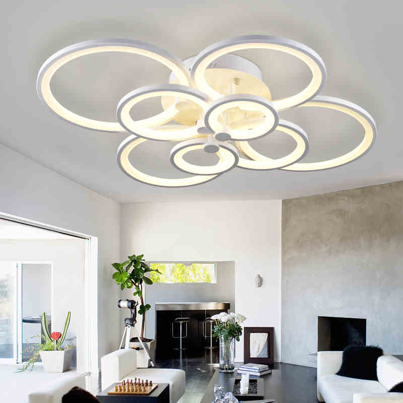 Online Get Cheap Living Room Ceiling Light Fittings Aliexpress